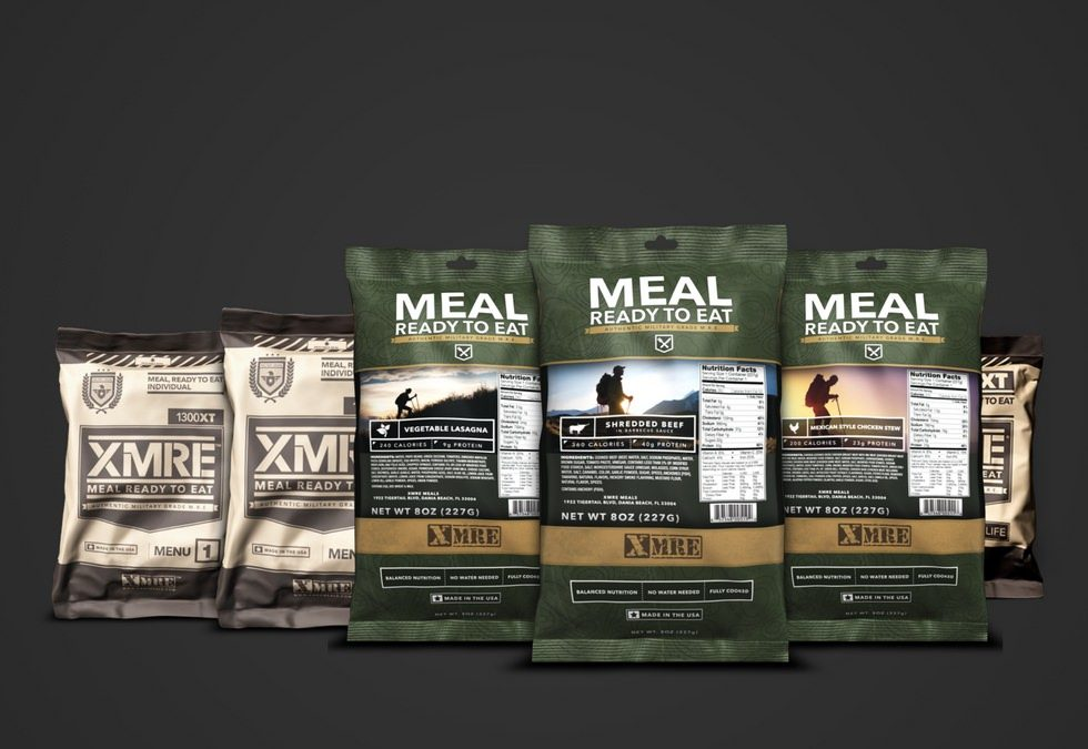 Purchasing MRE Meals The Right Way