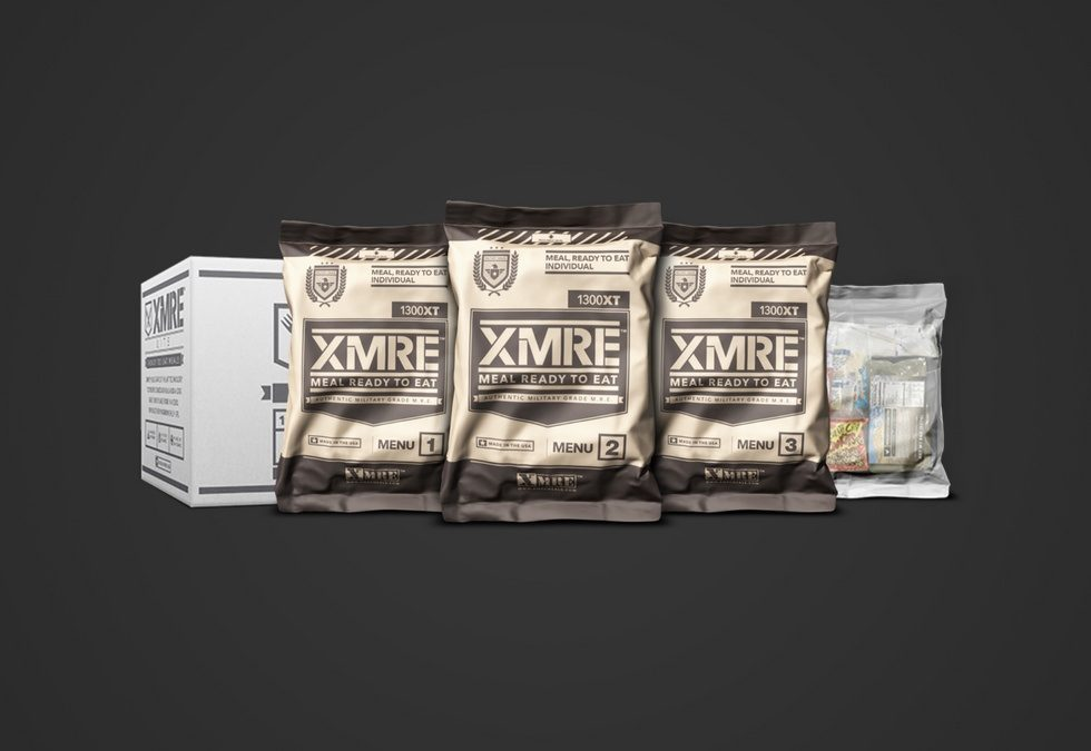 The History Of MREs: Meals Ready To Eat